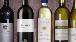 Sella & Mosca wines